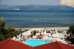 Alexandra resort apartments 3 о. Корфу Кавос