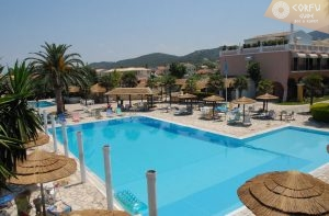 Ionian Princess Club Hotel 4 о. Корфу Ахарави