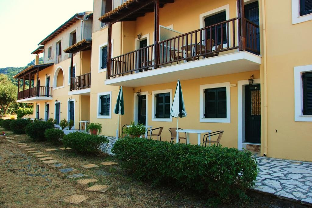 Аnna s apartments корфу